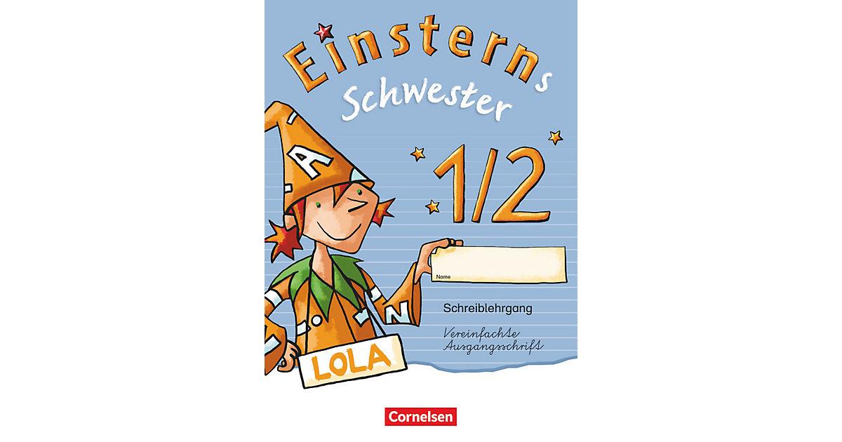 Buch - Einsterns Schwester, 1. Schuljahr: Schreiblehrgang Vereinfachte Ausgangsschrift, zu allen Ausgaben 2014/2015