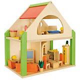 Puppenhaus, Holz