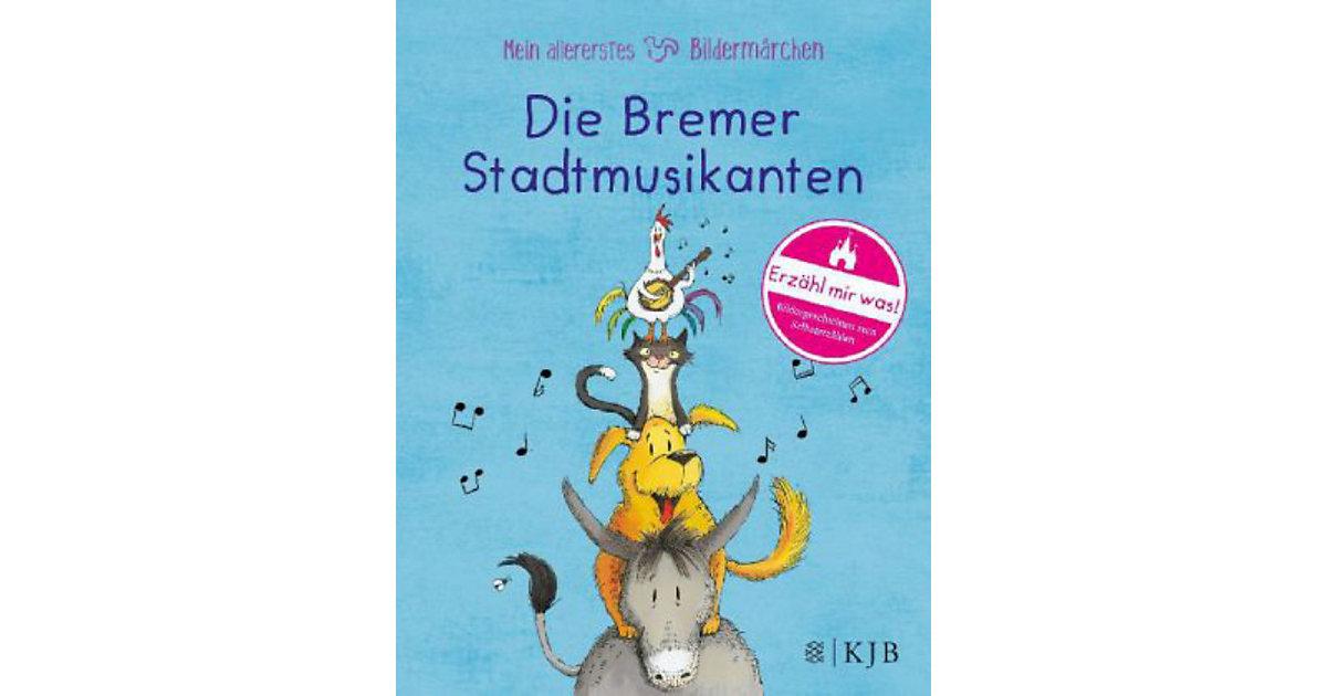 Buch - Mein allererstes Bildermärchen: Die Bremer Stadtmusikanten