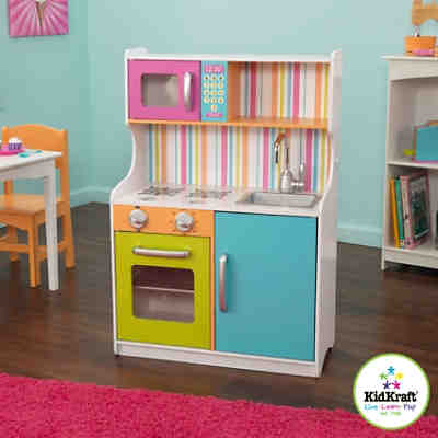 k che retro weiss kidkraft mytoys. Black Bedroom Furniture Sets. Home Design Ideas