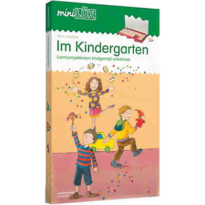mini LÜK-Set: Im Kindergarten