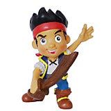 BULLYLAND Comicwelt Walt Disney Jake und die Nimmerland Piraten - Spielfigur Jake mit Schwert