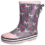 HORKA Kinder Gummistiefel LILLY, pink