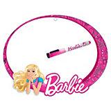 "Barbie Доска ""Пиши-стирай"" малая 20х27 см"