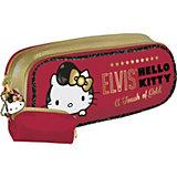 Hello Kitty Пенал с двумя отделениями
