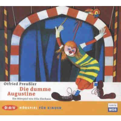 Die dumme Augustine, Audio-CD
