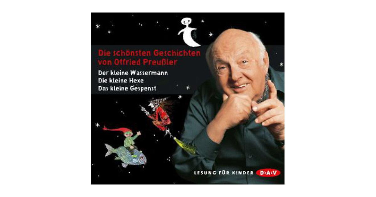 Die schönsten Geschichten von Otfried Preußler, 6 Audio-CDs Hörbuch