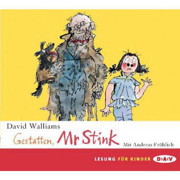 Gestatten, Mr. Stink, 2 Audio-CDs