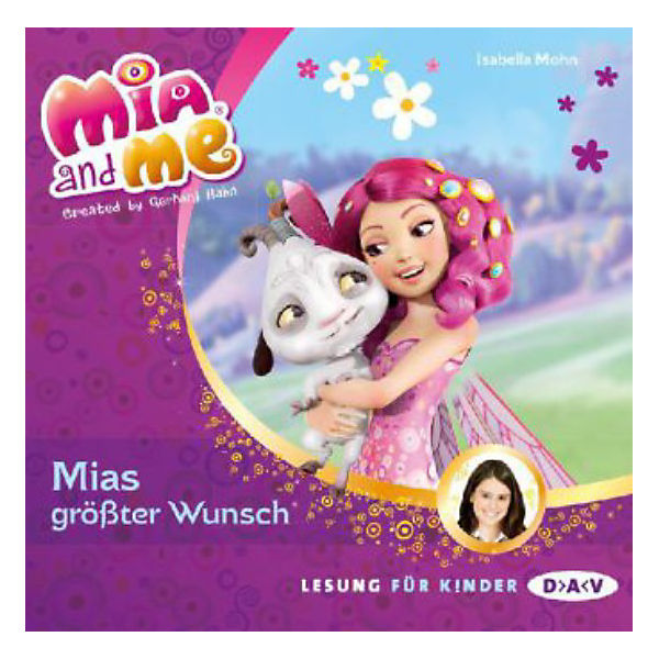 Mia And Me: Mias Größter Wunsch, Audio-CD