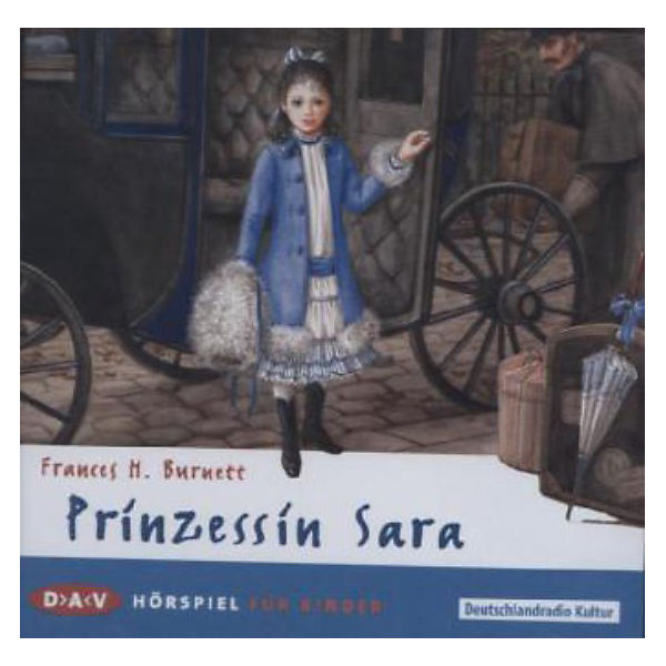 Prinzessin Sara, 1 Audio-CD