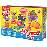 """Игровой набор """"Мой первый набор"""", Artberry, 3 цв"""