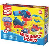 Игровой набор Imaginary World, Artberry, 2 цв