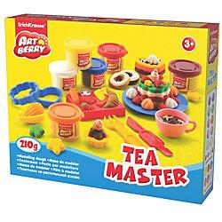 """Игровой набор """"Чайный мастер"""", Artberry, 6 цв"""
