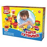 Игровой набор Super Extruder Playset, Artberry, 8 цв