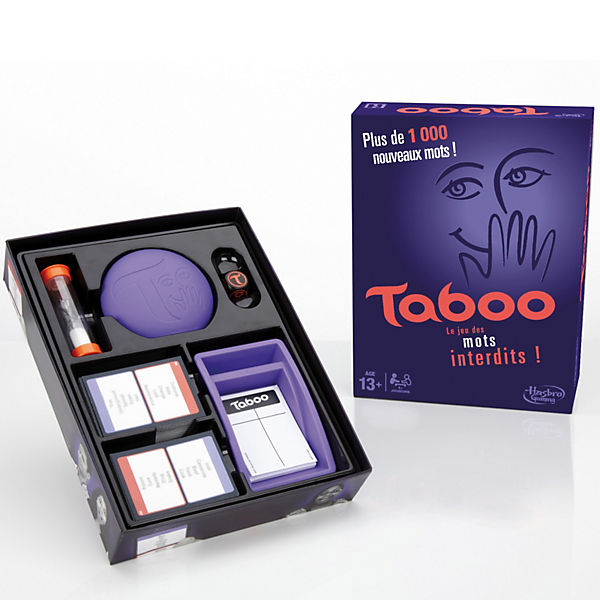 """Игра """"Табу"""", Hasbro"""