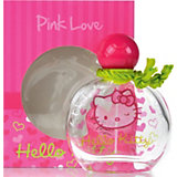 Eau de Toilette, Hello Kitty, Pink Love, 50 ml