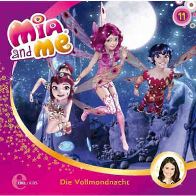 CD Mia and me 11 - Die Vollmondnacht