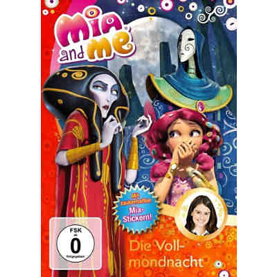 DVD Mia and me 11 - Die Vollmondnacht