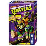 Teenage Mutant Ninja Turtles - Jagd im Untergrund