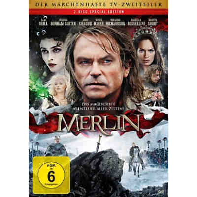 DVD Merlin (2 DVDs)