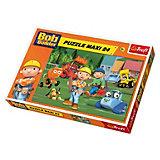 Maxipuzzle 24 Teile - Bob der Baumeister