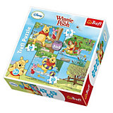 Puzzle-Set 3in1 - 20/36/50 Teile - Winnie the Pooh