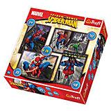 Пазлы 4 в 1 - Человек-паук