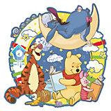 Konturenpuzzle 100 Teile -Winnie the Pooh