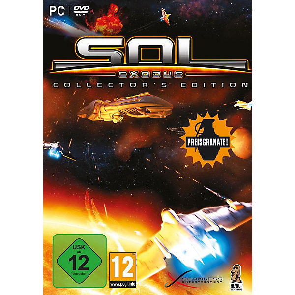 PC Sol: Exodus - CE (Preisgranate)