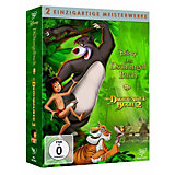 DVD Disneys - Das Dschungelbuch 1 & 2 Doppelpack (Diamond Edition, 2 DVDs)