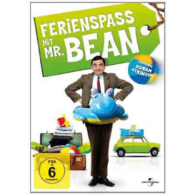 DVD Ferienspaß mit Mr. Bean