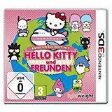 3DS Hello Kitty und Freunde - Rund um die Welt