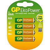 "Akku 4-er Pack AAA/Micro/LR 03 ""EkoPower"""