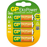 "Akku 4-er Pack AA/Mignon/LR 06 ""EkoPower"""