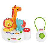 Fisher-Price - 4-in-1 Tierfreunde-Projektor