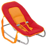 Wippe Lounger, Red/Safran