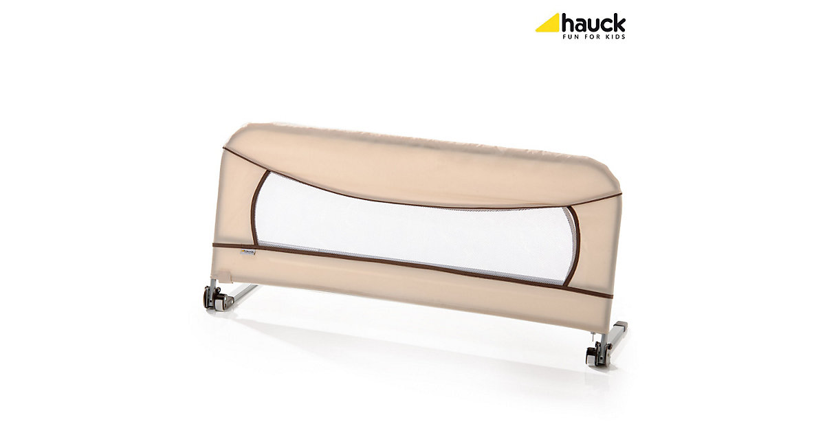 Bettschutzgitter Sleep´n Safe, beige, Länge 108 cm