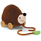 Мягкая игрушка-каталка Ежик, Teddykompaniet