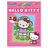KSG Sequin Art Hello Kitty Blumenwiese