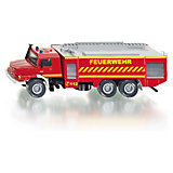 SIKU 2109 Mercedes Zetros Feuerwehr 1:50