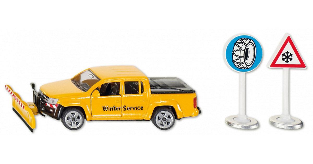 2546 VW Amarok Winterdienst 1:50