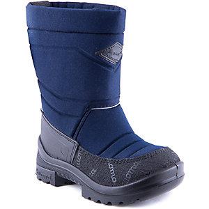 Зимние сапоги для мальчика KUOMA - синий