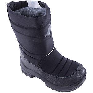 Зимние сапоги для мальчика KUOMA - черный