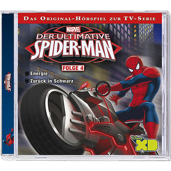CD Der ultimative Spiderman 4 - Energie