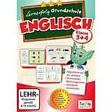 PC Lernerfolg Grundschule Englisch 3+4 Klasse