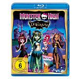 BLU-RAY Monster High - 13 Wünsche