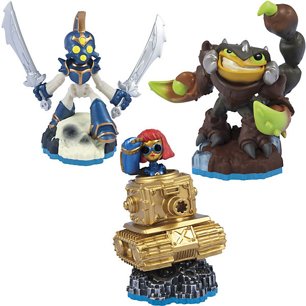 Skylanders Swap Force Triple Pack D (Scorp,Chop Chop, Sprocket)