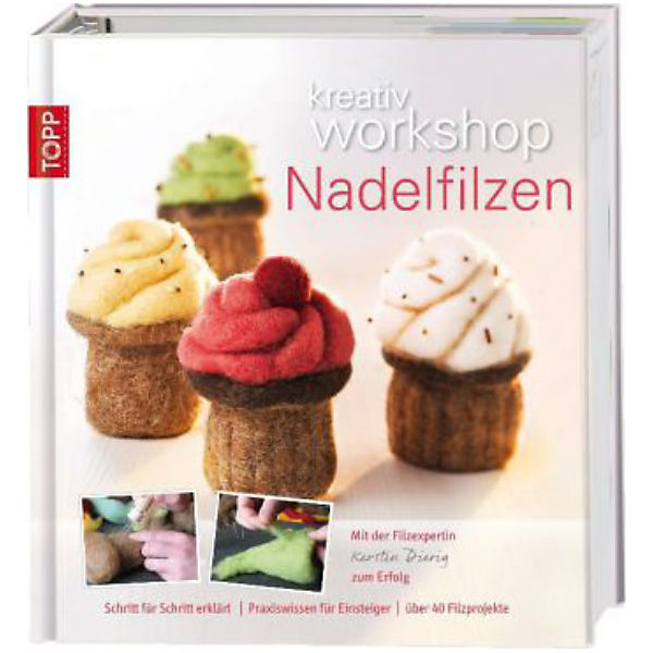 kreativ workshop Nadelfilzen