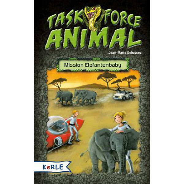 Task Force Animal: Mission Elefantenbaby