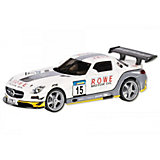 SIKU 6821 SIKU racing Mercedes SLS AMG GT3 Set 1:43